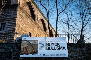 Grand Opening of Kelamdan Kaleme Buyuk Bulusma Exhibition at Tophane-i Amire; istanbul; 2015
