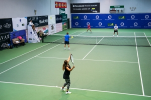 "Muratbey sponsored ""Hulya Tennis Cup"" Awards Ceremony Day; istanbul; 2013"